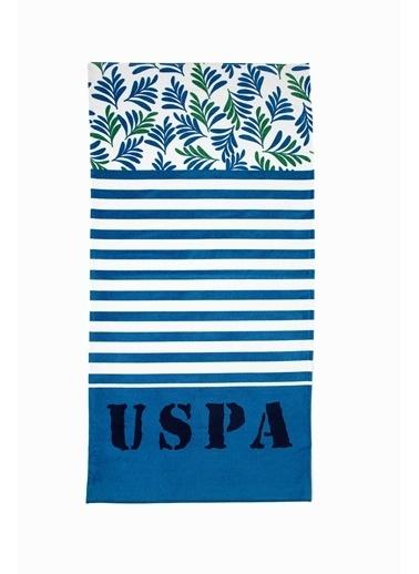 U.S. Polo Assn. Plaj Havlusu Mavi